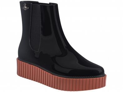 VIVIENNE WESTWOOD ANGLOMANIA + MELISSA CHELSEA BOOT